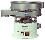 Lab-scale SWECO Round Separator