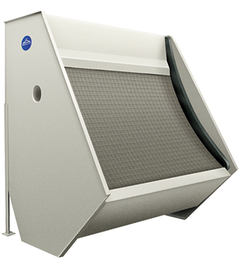 SWECO Sta-Sieve Stationary Screeners provides quick and efficient separation of solids from liquid.