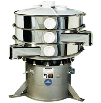 SWECO Sanitary Separator meets all requirements of 3-A Sanitary Standards and FDA requirements for food processing applications.