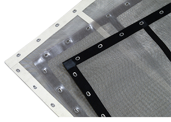 SWECO Grommet Sifter Screens fit virtually any type of rectangular or box style gyratory sifter.
